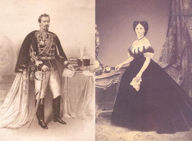 Imagini pentru cuza si elena doamna photos