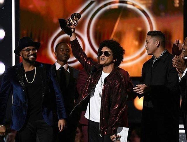 GRAMMY 2018: Bruno Mars, invingator la categoria Record of the Year