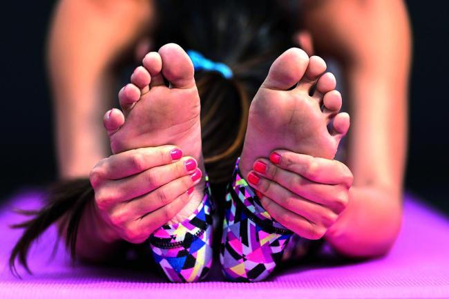 Cinci lucruri pe care trebuie sa le È™tii despre picioare