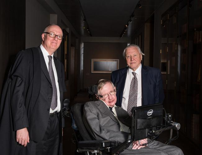 Stephen Hawking, omul care a depasit toate limitele!