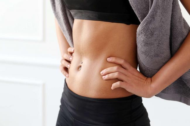 Decalog pentru abdomen plat È™i tonifiat