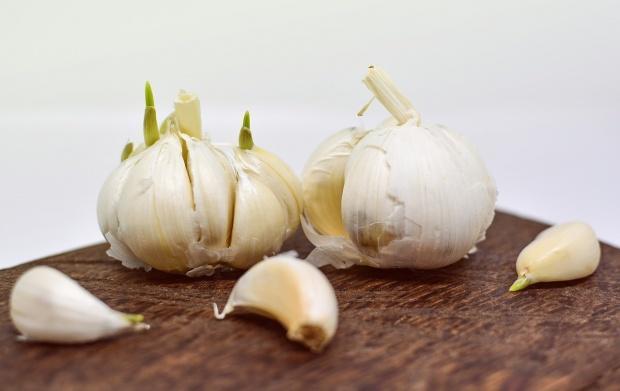 Usturoiul, un leac minune impotriva kilogramelor in plus