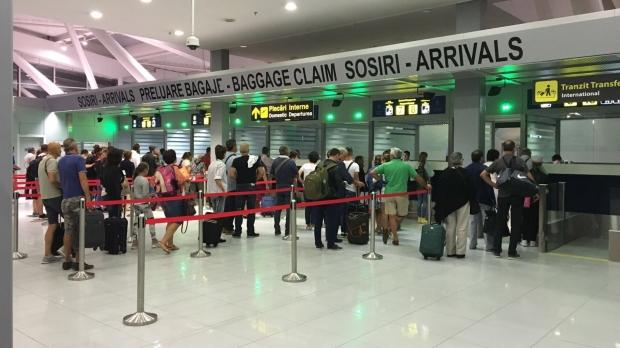 Firma SRI va instala un sistem de identificare biometrică a accesului pe Aeroportul Otopeni