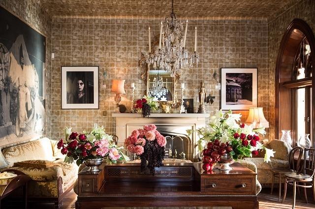 Cum creezi armonie in casa cu ajutorul florilor!