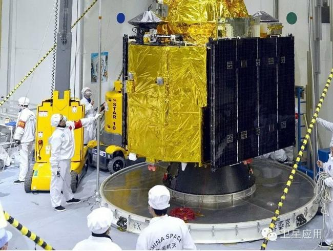 China a lansat un satelit de monitorizare a Terrei
