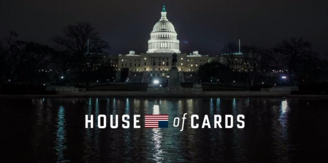 VIDEO. House of Cards: Frank Underwood a fost ucis