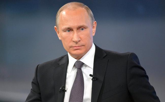 Vladimir Putin decretează sancțiuni împotriva Ucrainei