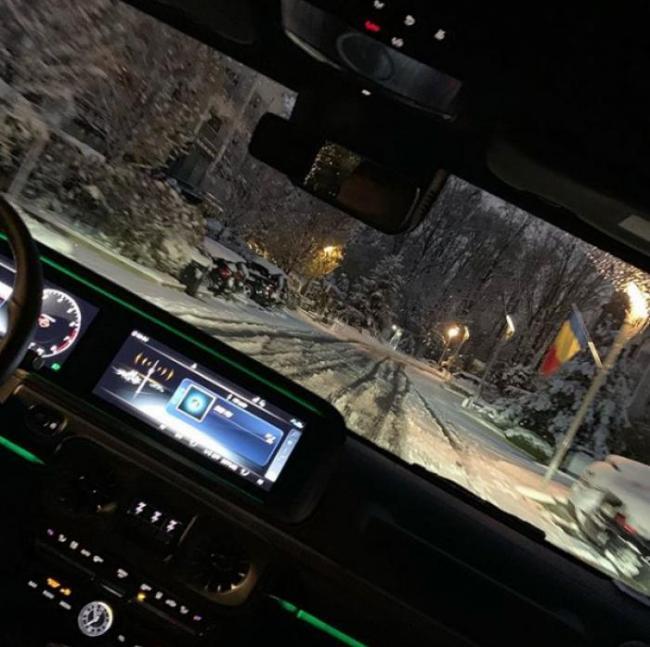 Ce a spus Simona Halep despre ninsoarea din Bucureşti