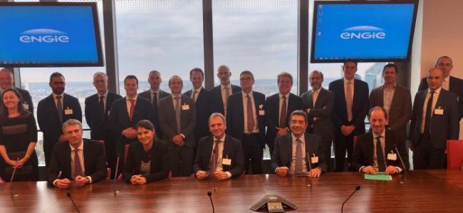 Black Sea Oil & Gas semnează cu ENGIE acordul de vânzare a gazelor pentru furnizarea de gaze naturale