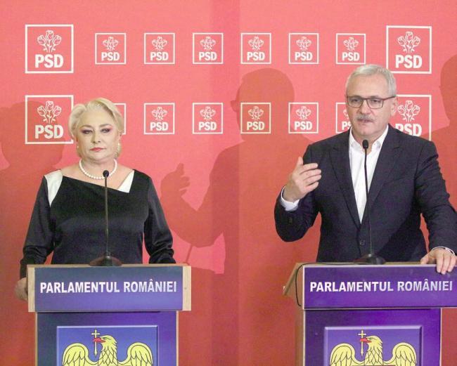Cabinetul Dăncilă, arma politică