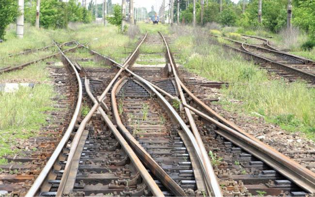 Momente de panică înHarghita! Circulaţie feroviară a fost oprită din cauza unor şine rupte