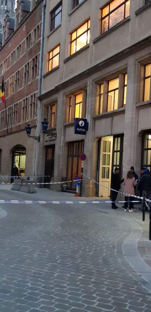 Stare de alertă în Belgia, în urma unui posibil atac terrorist