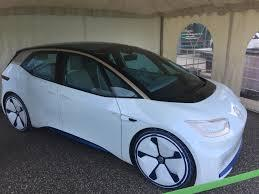 VW electric popular