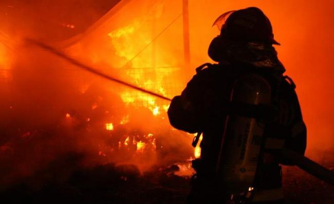 Tulcea: Bătrână cu arsuri pe aproape 80% din suprafaţa corpului, în urma unui incendiu