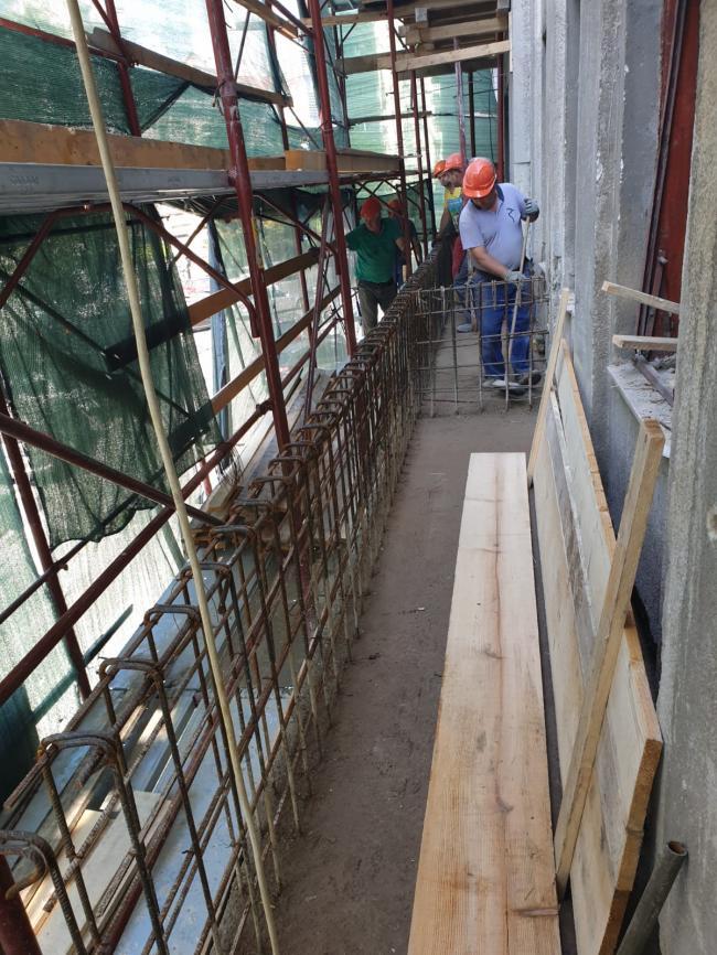 Încep lucrările la 17 imobile, aflate în zona centrală a Bucureștiului, cuprinse în noul program de refacere a fațadelor