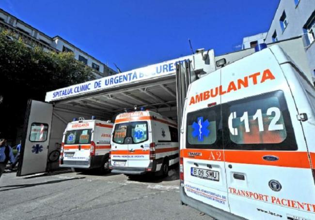 Acreditarea Spitalului Clinic de Urgenţă Bucureşti a fost suspendată