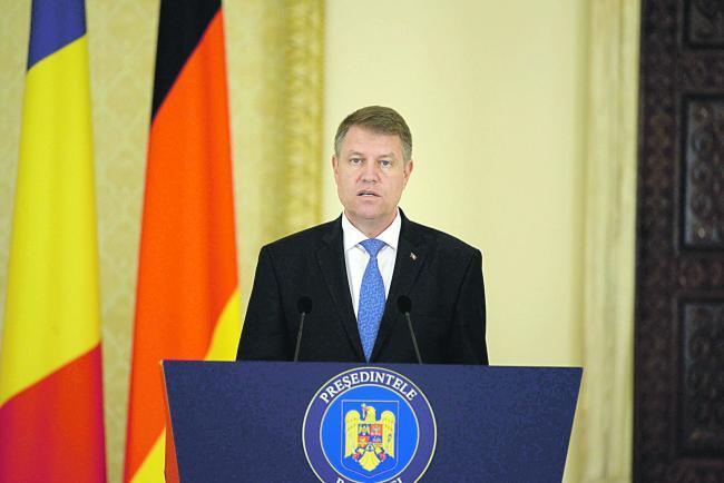Preşedintele Iohannis a promulgat legea privind abilitarea Guvernului de a emite ordonanţe