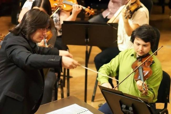 Concert extraordinar de Ziua Culturii Naţionale, 15 ianuarie 2020, la Ateneul Român – Orchestra Română de Tineret dirijor Gabriel Bebeşelea