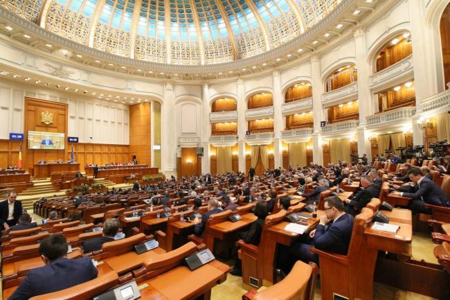 Parlamentul a respins OUG care amână dublarea alocațiilor