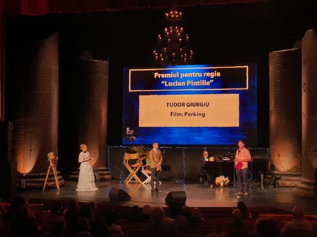 """Filmul """"Parking"""", în regia lui Tudor Giurgiu, distins cu Premiul pentru regie """"Lucian Pintilieˮ"""