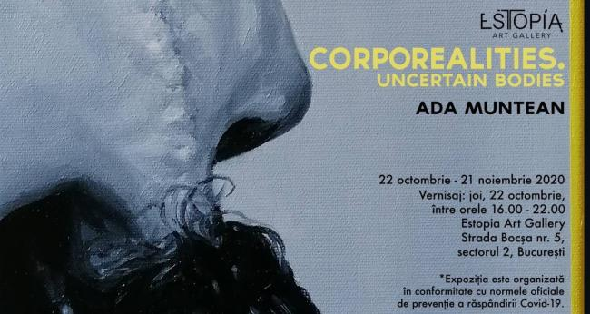 Ada Muntean, Corporealities. Uncertain Bodies, la Estopia Art Gallery