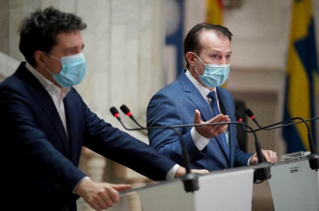 Florin Cîțu spune că nu va aloca bani pentru mărirea salariilor bugetarilor