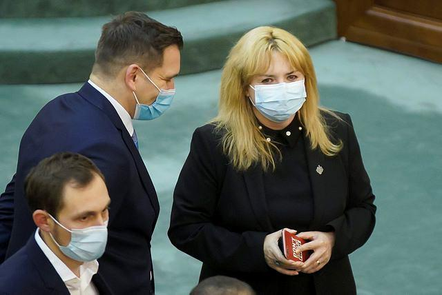 Anca Dragu: Florina Presadă was a very valuable member for USR