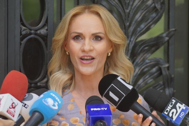 A new attack by Gabriela Firea against the Government: Day and lie!
