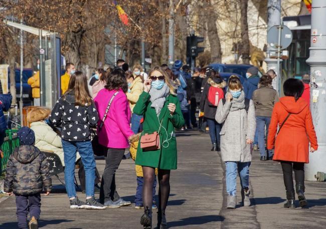 Cluj-Napoca, Turda y Dej salieron de la zona roja.  Movimiento de personas permitido hasta las 10 pm