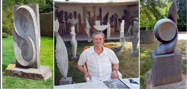 Marian Sava, escultora nacida en Galați, honrada en Bélgica con una película realizada por la oficina de ICR en Bruselas
