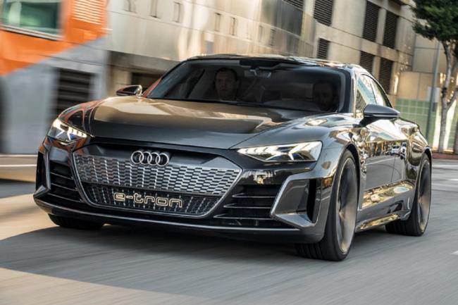Audi: los coches eléctricos ocuparán la mitad del mercado mundial en 2030