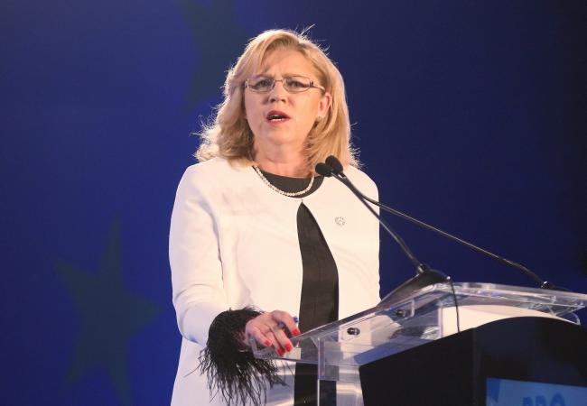 Corina Cretu: I think that more transparency is required from the Government
