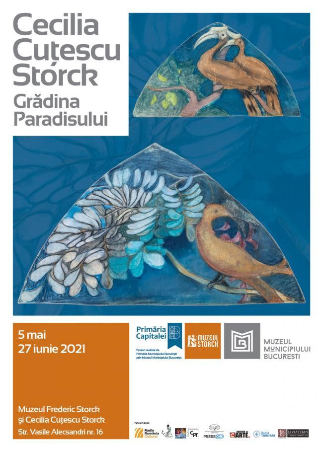 """""""Grădina Paradisului"""" de la Muzeul Storck"""