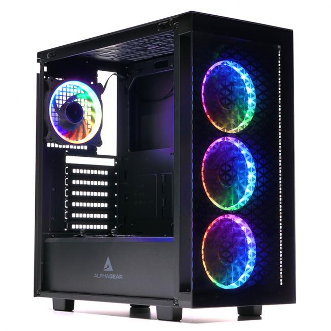(P) PC Garage lansează propriul brand de carcase,  AlphaGear by PC Garage