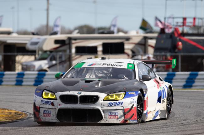 Model over half a million dollars, launched by BMW