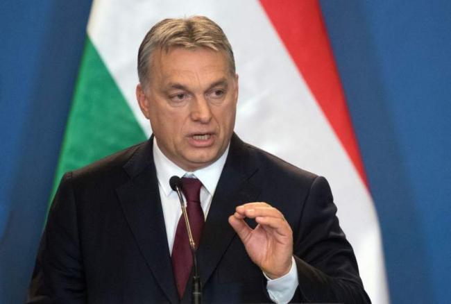 Viktor Orban says EU foreign policy