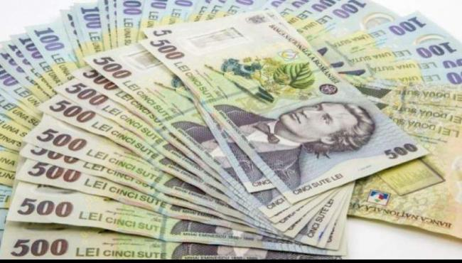 The Ministry of Finance borrowed 1.1 billion lei from banks