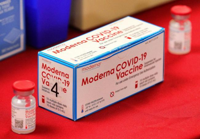 România va adminstra vaccinul Moderna pentru copiii de peste 12 ani