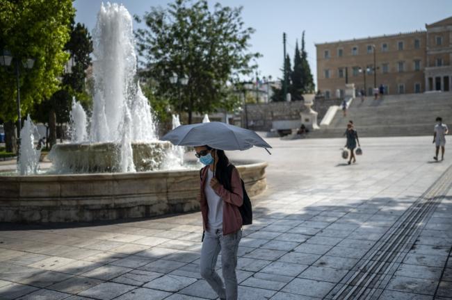 Previsión especial para la capital: temperaturas agradables y lluvias durante la noche