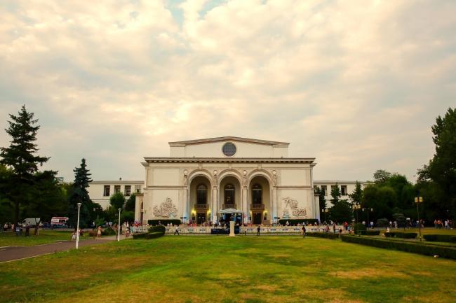 Bucharest National Opera, again part of the Opera Europa body