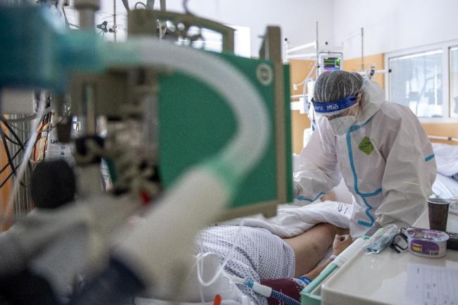 Explosión de casos de COVID-19 en Rumania.  El número de muertos está aumentando