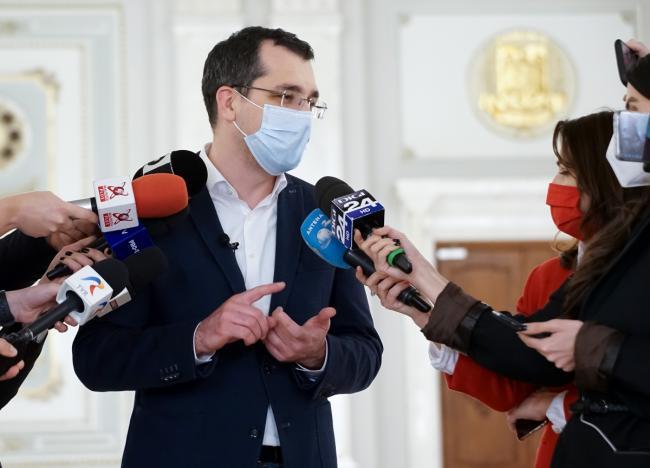 Vlad Voiculescu: Las posibilidades de que la escuela se conecte la próxima semana son casi del 100%