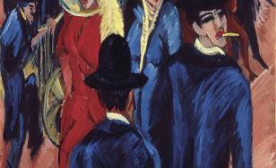 Un omagiu adus protagonistului expresionismului german: Ernst Ludwig Kirchner, printr-o retrospectivă la New York