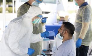 Coronavirus România. Trend <a class=