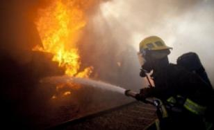 Alba: Locomotiva trenului București-Viena a luat foc! Trafic blocat