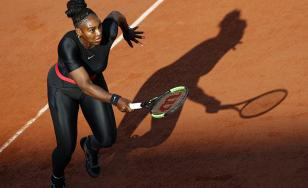 Serena Williams s-a retras de la Roland Garros