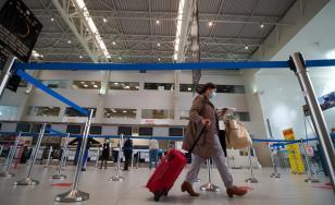 Turismul, grav afectat de pandemie. Numărul strănilor a scăzut cu 61% în februarie
