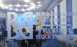 Bursa de la Bucureşti a închis în urcare ultima şedinţă a săptămânii