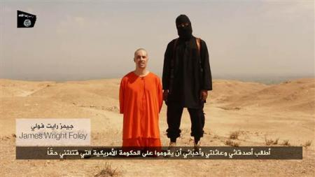 VIDEO. ISIS pretinde că a decapitat un fotojurnalist american, James Wright Foley