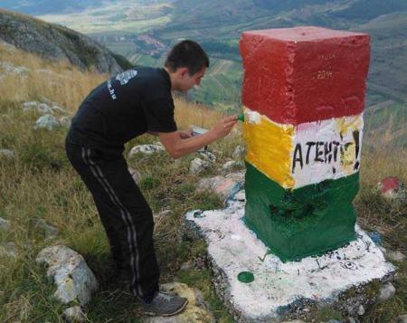 """Extremism maghiar în România: """"Tricolorul vlah a dispărut, iar roşul, albul şi verdele drapelului maghiar a revenit acolo unde îi este locul"""""""